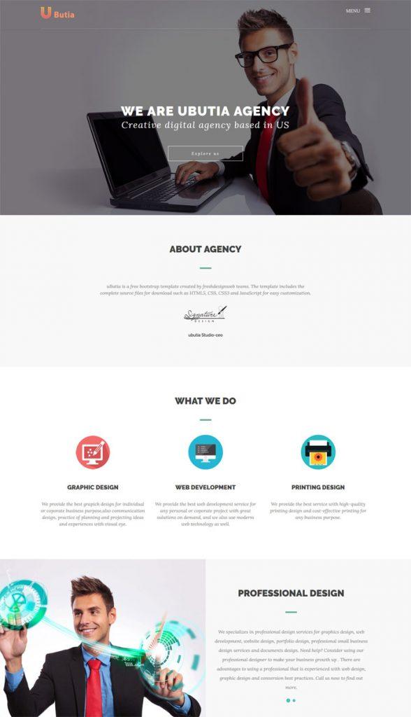 80 PLANTILLAS WEB HTML5 y CSS3 para diseño web RESPONSIVE ...